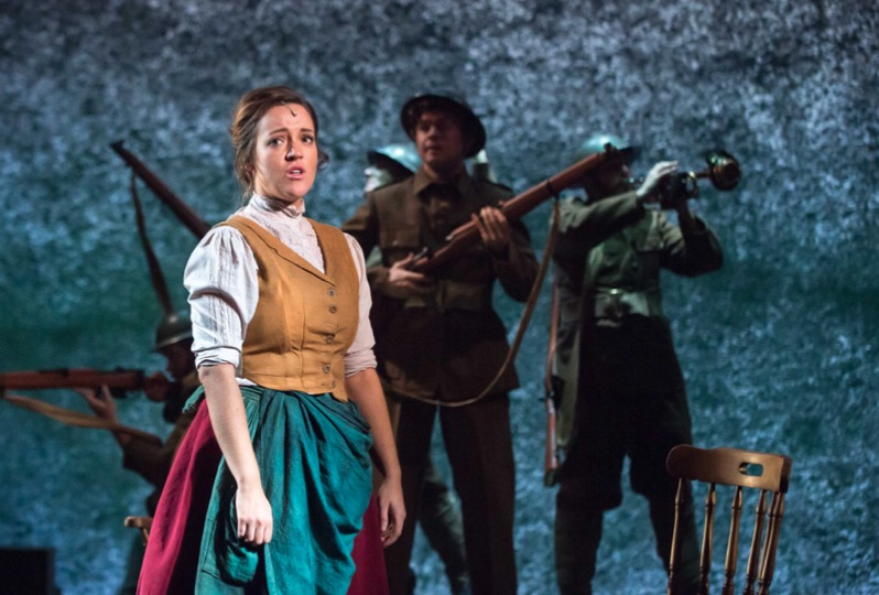 Photo of The Hired Man – Coliseum Theatre, Oldham