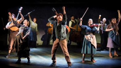 Photo of The Hired Man – Queen's Theatre Hornchurch on YouTube
