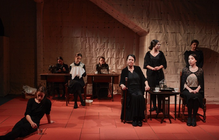 Photo of The House of Bernarda Alba – Cervantes Theatre, London