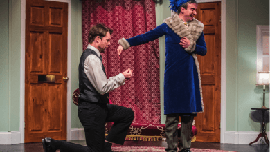 Photo of The Importance of Being Earnest – The Turbine Theatre, London