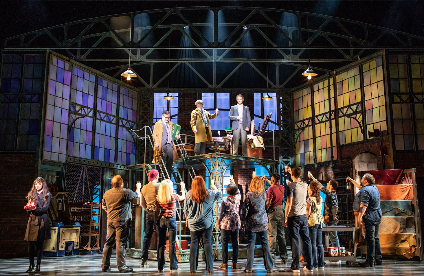 Photo of Kinky Boots – Marlowe Theatre, Canterbury
