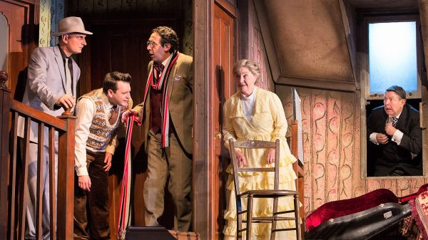 Photo of The Ladykillers – Queen's Theatre, Hornchurch
