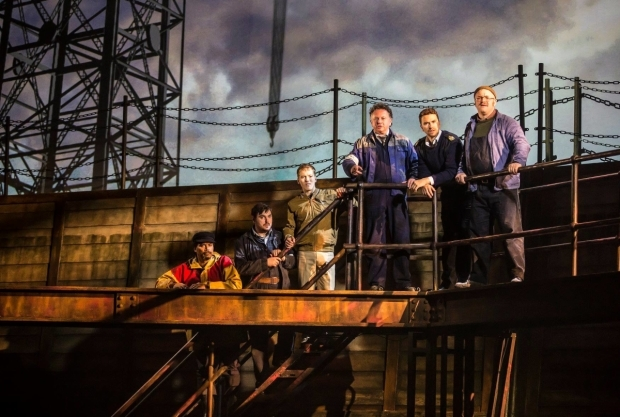 Photo of The Last Ship – Theatre Royal, Glasgow