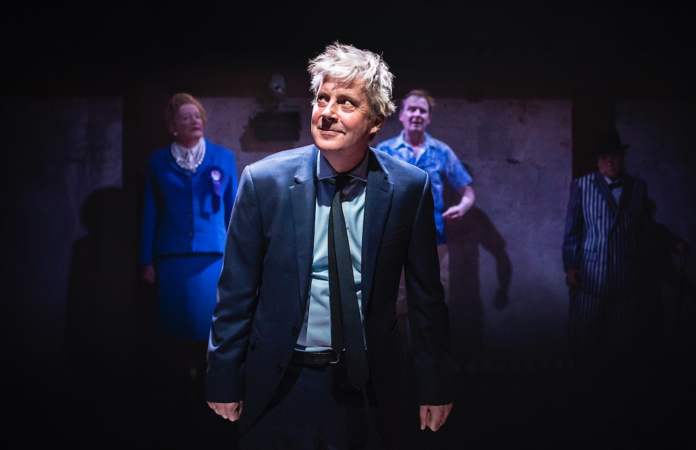 Photo of The Last Temptation of Boris Johnson – Park Theatre, London