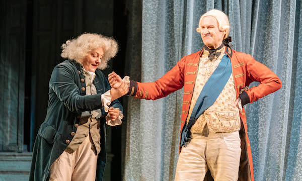 Photo of The Madness of George III – Nottingham Playhouse