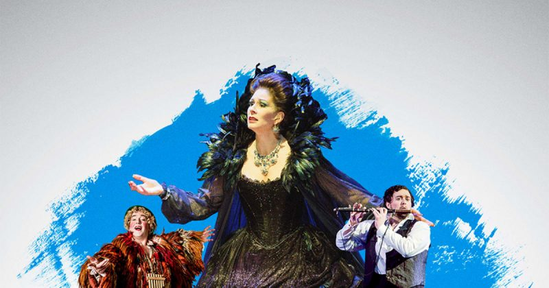 Photo of The Magic Flute – Wales Millennium Centre, Cardiff