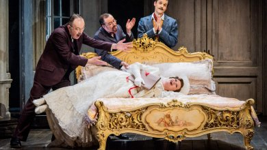 Photo of Opera North's The Marriage of Figaro – Leeds Grand Theatre