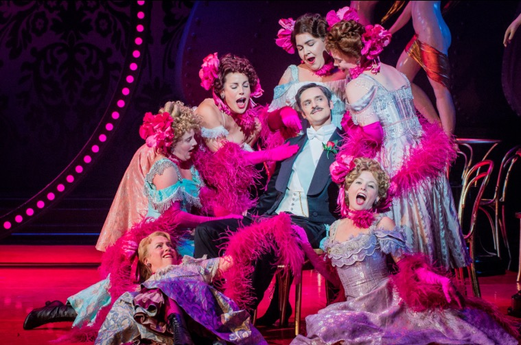Photo of Opera North: The Merry Widow – The Lowry, Salford