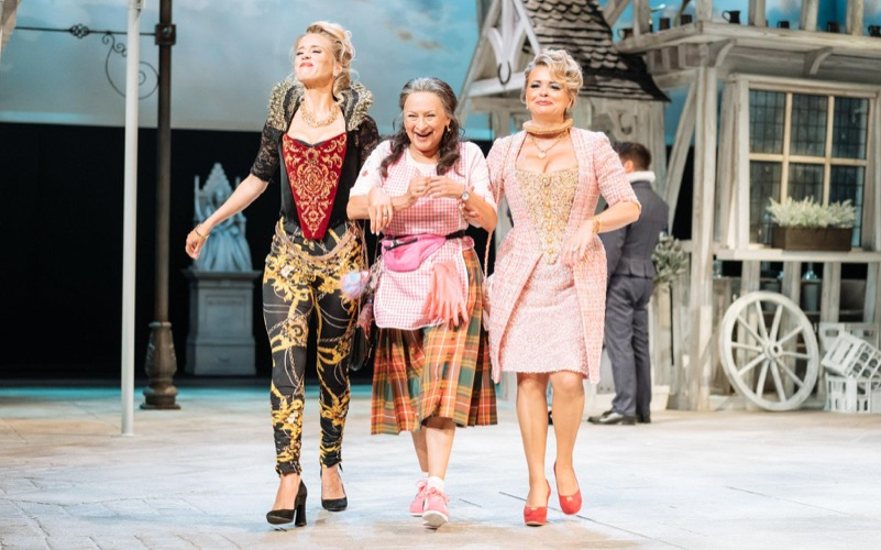 Photo of The Merry Wives of Windsor – Barbican, London