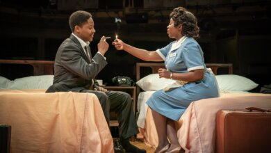 The Mountaintop - Royal Exchange Theatre Manchester