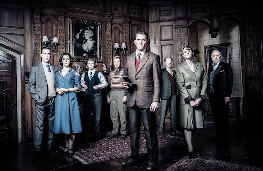 Photo of The Mousetrap – Theatre Royal, Norwich