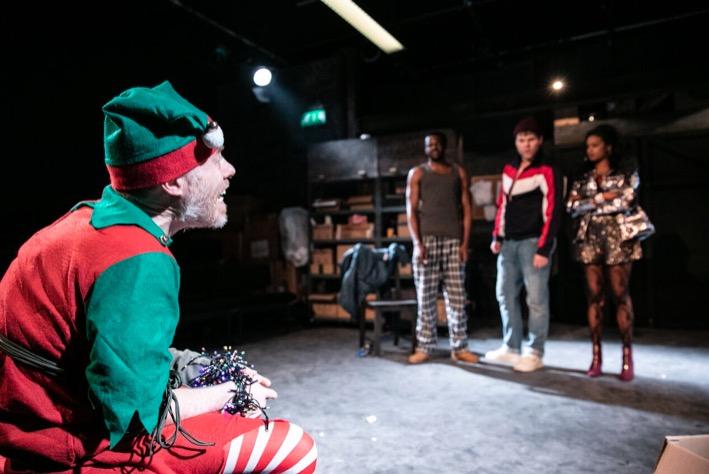Photo of The Night Before Christmas – Southwark Playhouse, London
