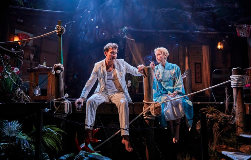 Photo of Night of the Iguana – Noël Coward Theatre, London