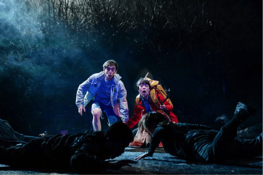 Photo of The Ocean at the End of the Lane – National Theatre, London
