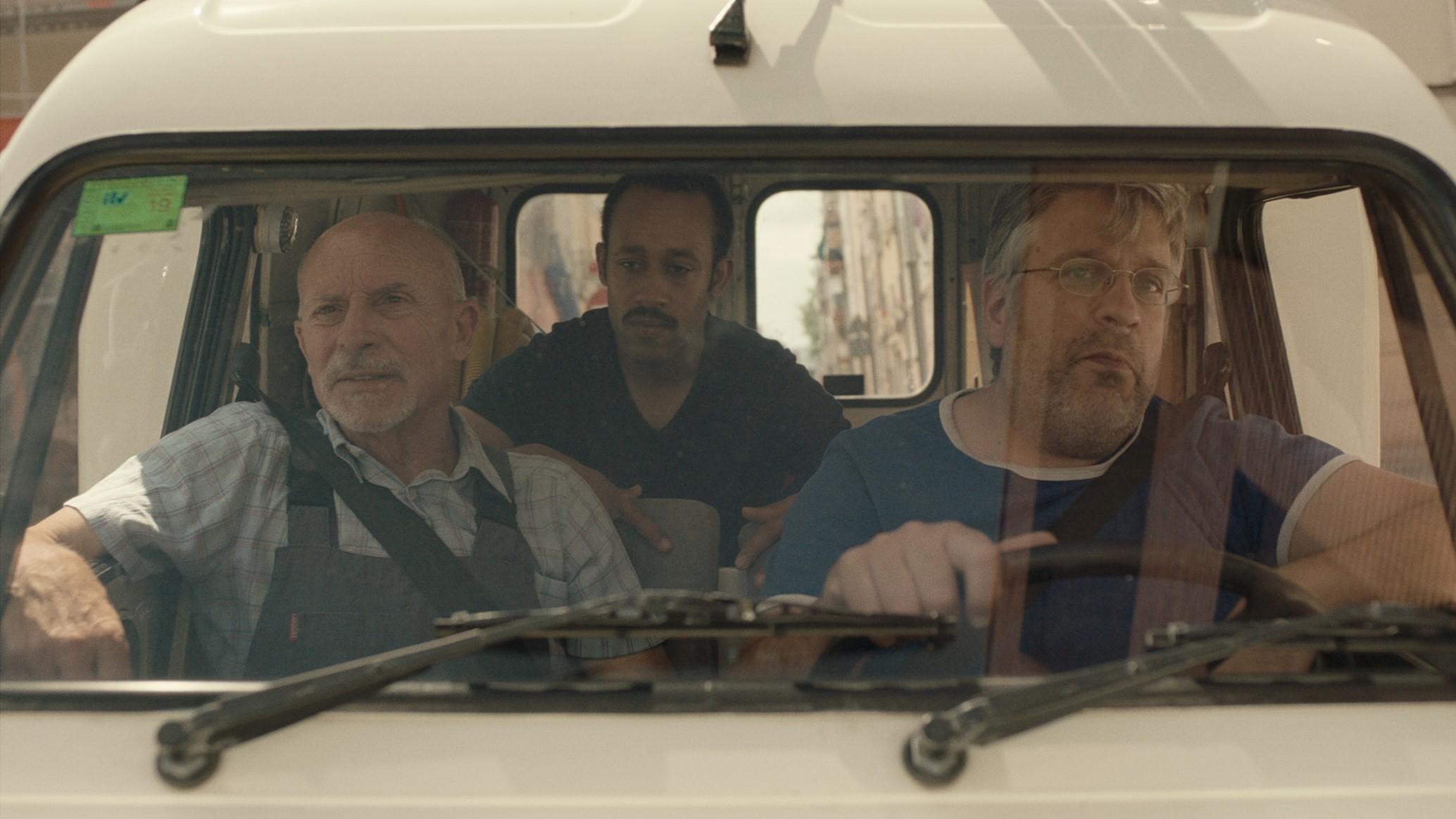 The Odd Job Men - London Film Festival
