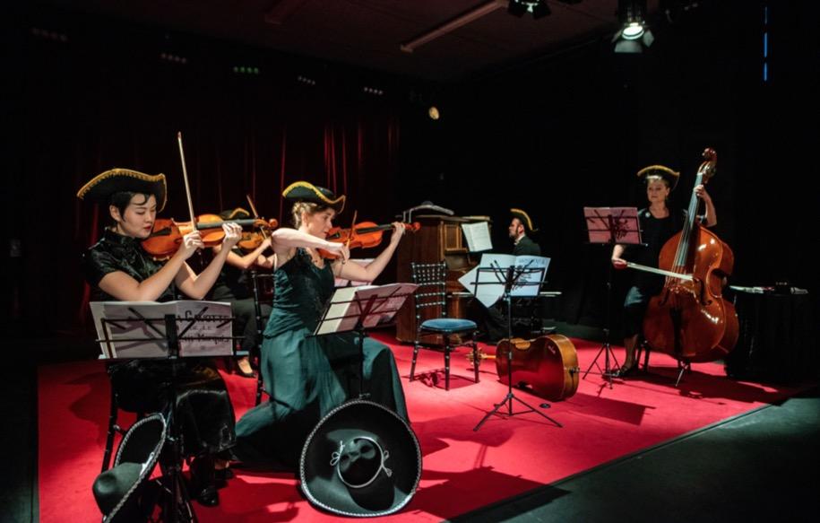 Photo of The Orchestra – Omnibus Theatre, London