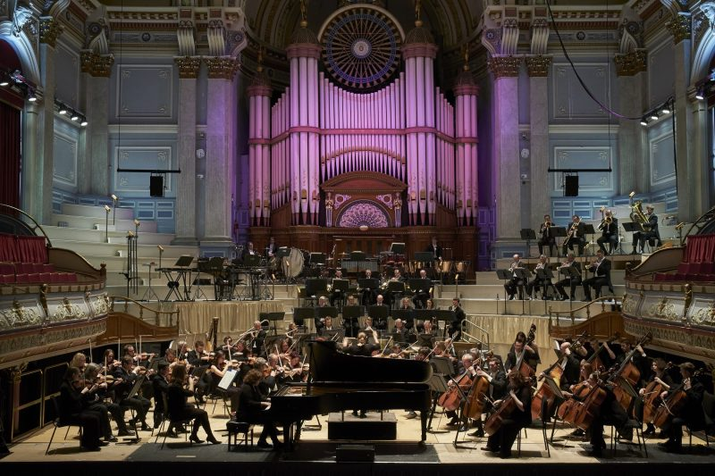 Photo of The Songs of War – Huddersfield Town Hall