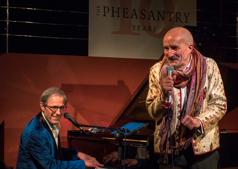 Photo of Pizza Express Live: Sarah Moule, Pete Atkin, Kit & McConnell – The Pheasantry, London