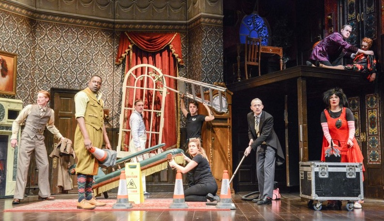 Photo of The Play That Goes Wrong – Aylesbury Waterside Theatre