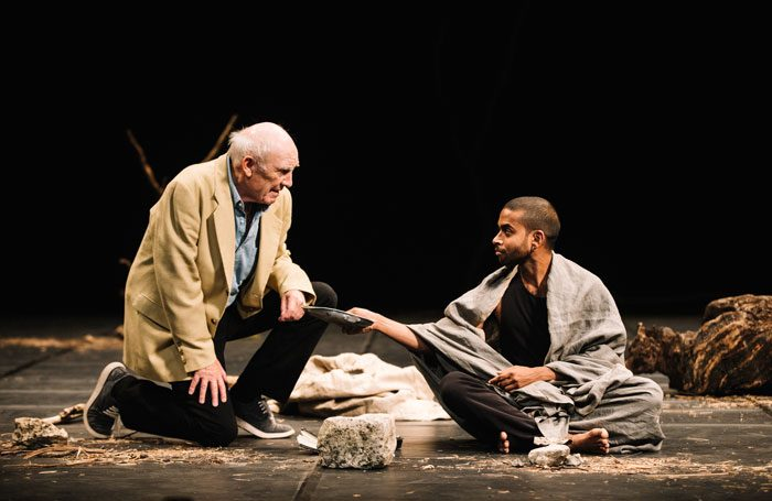 Photo of The Prisoner – The Royal Lyceum Theatre, Edinburgh