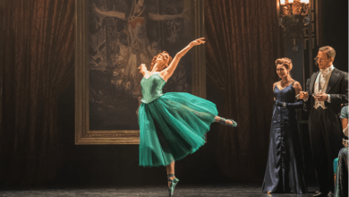 Photo of The Red Shoes – New Wimbledon Theatre, London