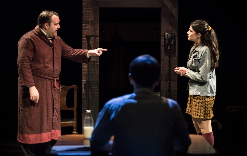 Photo of The Rubenstein Kiss – Southwark Playhouse, London