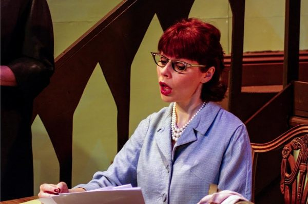 Photo of The Sound Of Murder – Yvonne Arnaud Theatre, Guildford