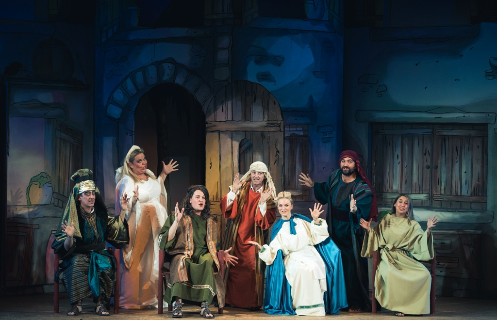 Photo of The Scouse Nativity – Royal Court, Liverpool