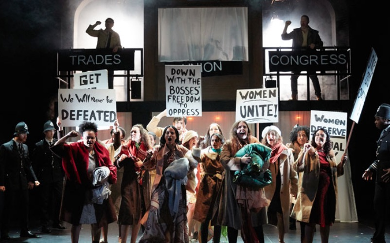 Photo of The Seven Ages of Patience- Kiln Theatre, London