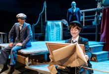 Photo of The Strange Tale of Charlie Chaplin and Stan Laurel – The STUDIO, Birmingham REP