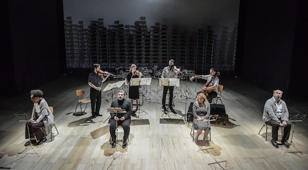 Photo of The String Quartet's Guide to Sex and Anxiety – The HOUSE, Birmingham REP