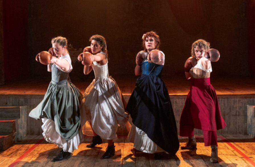 Photo of The Sweet Science of Bruising – Wilton's Music Hall, London
