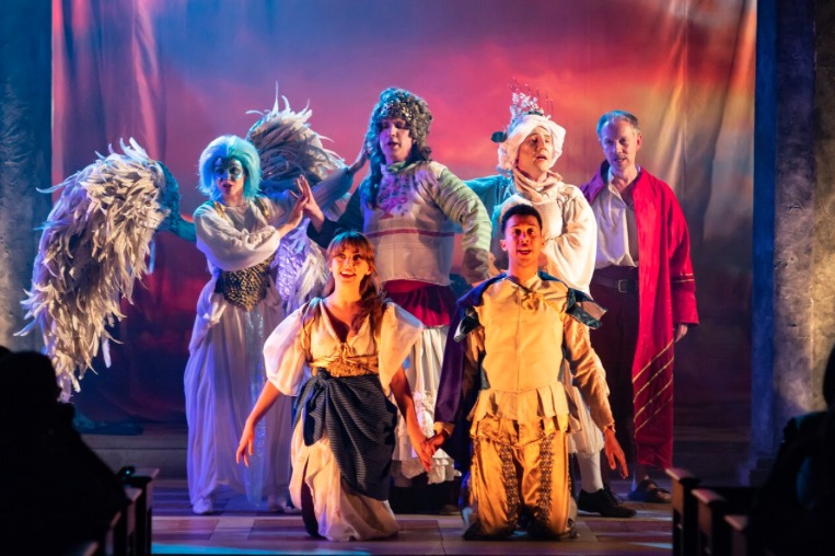Photo of The Tempest – St Paul's Covent Garden