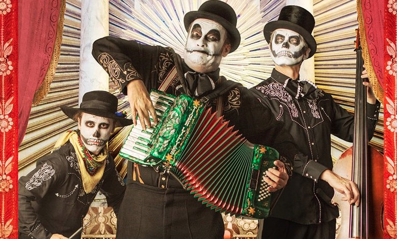 Photo of The Tiger Lillies: Corrido de la Sangre – HOME, Manchester