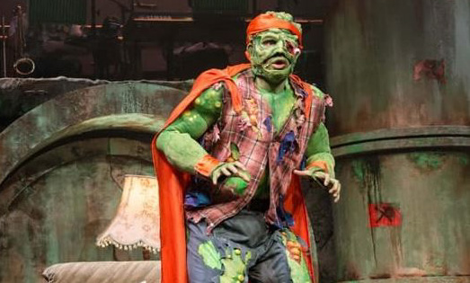 Photo of The Toxic Avenger – Arts Theatre, London
