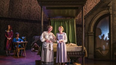 Photo of Opera North's The Turn of the Screw – Leeds Grand Theatre