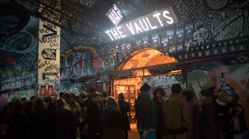 Photo of Such Filthy F*cks – The Vaults, London