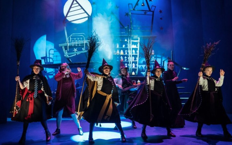 Photo of The Worst Witch – Vaudeville Theatre, London