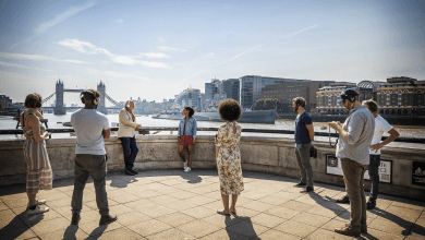 Photo of C-o-n-t-a-c-t – Various sites, London
