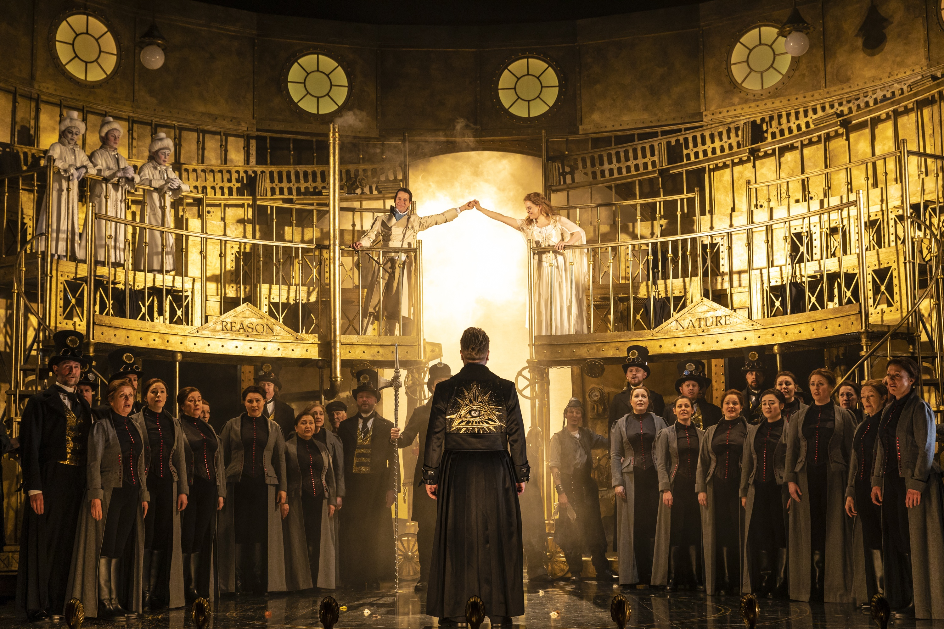 Photo of The Magic Flute – Theatre Royal, Glasgow