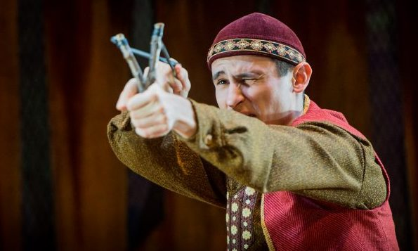 Photo of The Kite Runner – The Playhouse Theatre, London