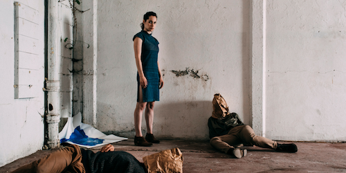 Photo of DUBLIN THEATRE FESTIVAL: The Bystander – axis :Ballymun, Dublin