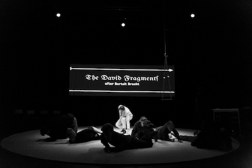 Photo of The David Fragments – Samuel Beckett Theatre, Dublin