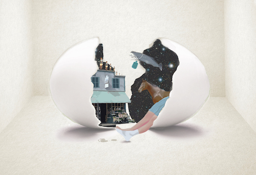 Photo of DUBLIN FRINGE FESTIVAL: The Egg is a Lonely Hunter – Project Arts Centre, Dublin