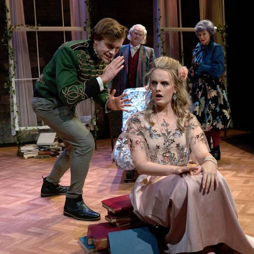Photo of The Rivals, Smock Alley Theatre – Dublin