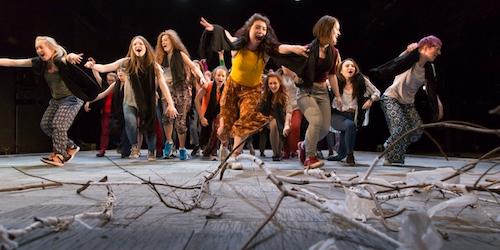 Photo of DUBLIN THEATRE FESTIVAL: The Suppliant Women –
