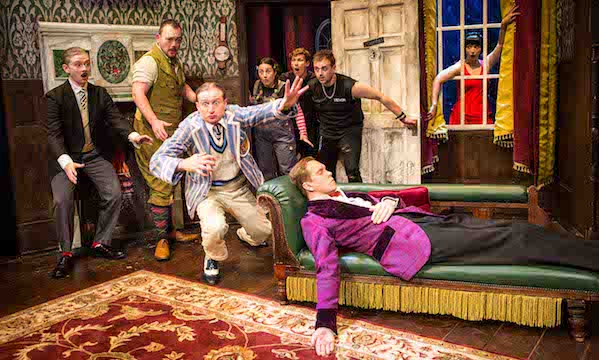 Photo of The Play That Goes Wrong – The Grand, Leeds