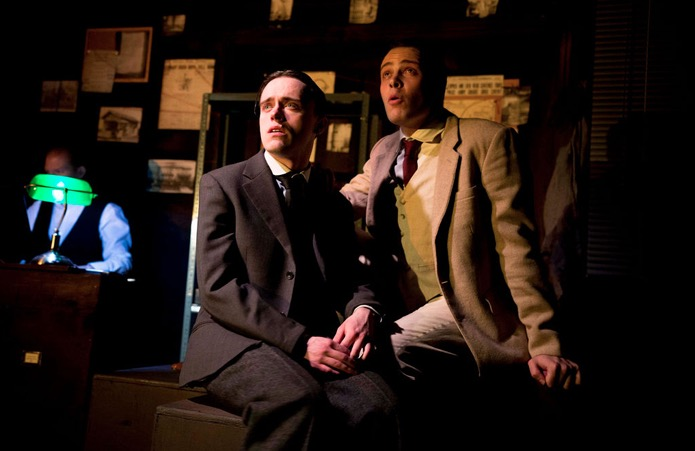 Photo of Thrill Me: The Leopold & Loeb Story  – Hope Theatre, London