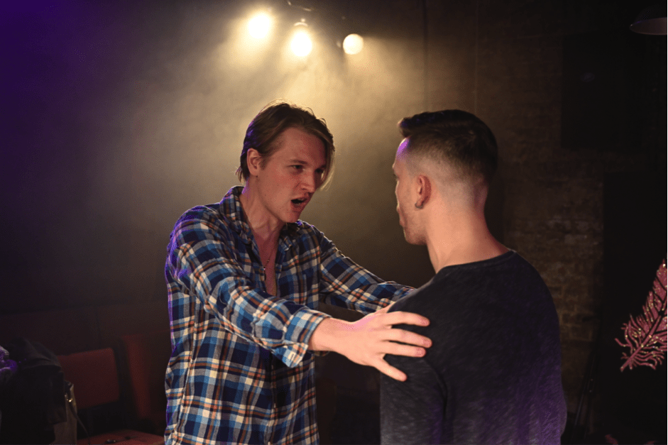 Photo of Tickle: The Musical – King's Head Theatre, London