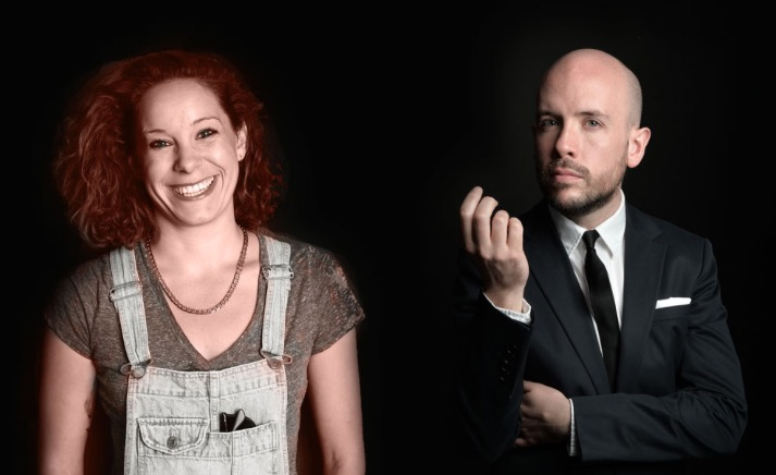 Photo of Tom Allen and Suzi Ruffell – The Lowry, Salford